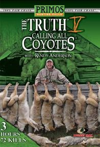 Primos The Truth 5 Calling All Coyotes Call