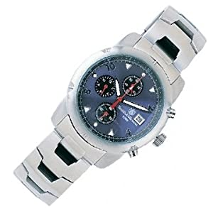 Smith & Wesson Watch Stainless Chronograph Blue Watches Smith & Wesson