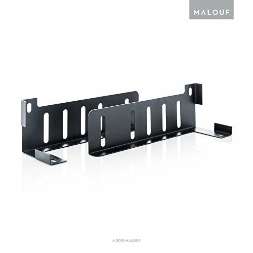 STRUCTURES HIGHRISE Headboard/Footboard Bracket - Set of 2 (Footboard Bracket compare prices)