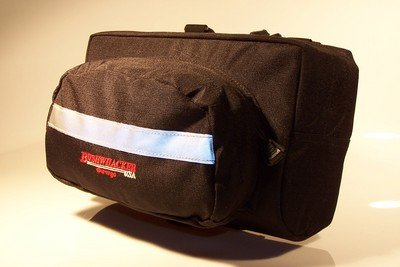 Bushwhacker Durango Handlebar bag - Black