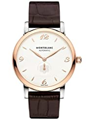 NEW MONTBLANC STAR AUTOMATIC MENS WATCH 107309