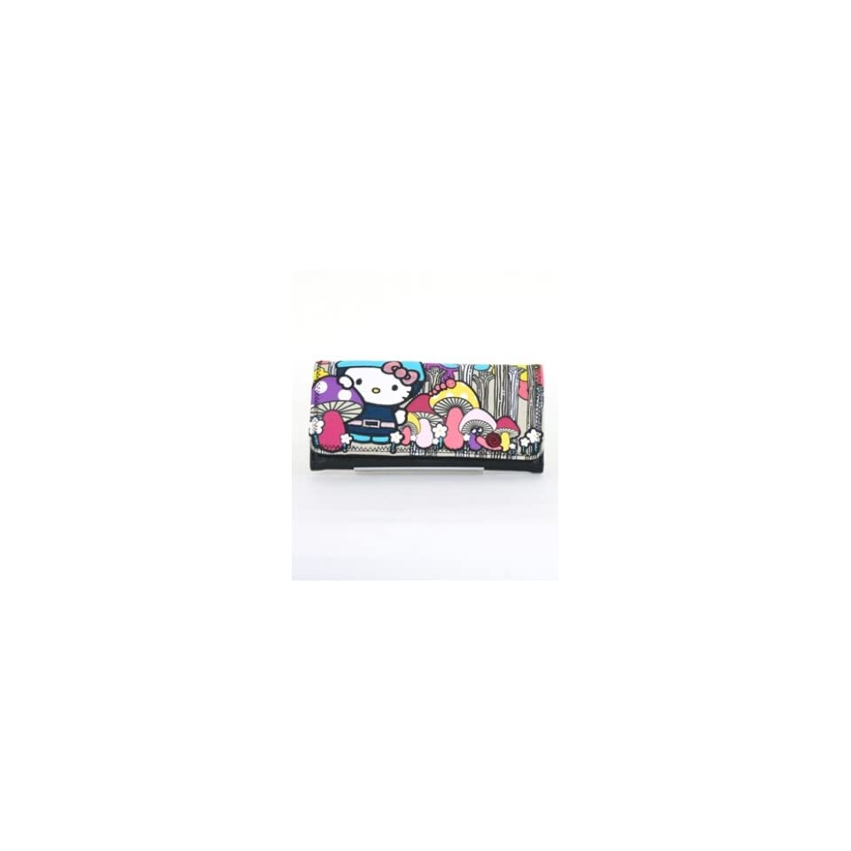 21de0dfb0 Loungefly Hello Kitty Gnome Trifold Wallet on PopScreen