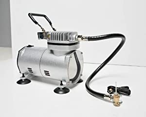 Buy Mikasa Sports M180 Electric Inflator - 1 3 HP and 100 PSI by Mikasa Sports