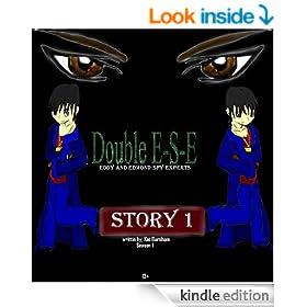 Double E-S-E Story 1 (Eddy and Edmond Spy Experts)