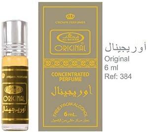 Original - 6ml (.2 oz) Perfume Oil by Al-Rehab (Crown Perfumes)