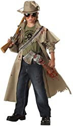 California Costumes Toys Zombie Hunter