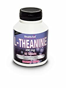 HealthAid 200mg L-Theanine