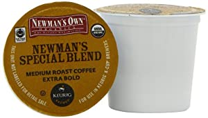 Green Mountain Coffee Newman's Special Blend, Medium Roast,  K-Cup Portion Pack for Keurig K-Cup Brewers, 24-Count by Green Mountain Coffee