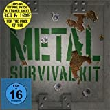 echange, troc Compilation, Pulkas - Metal Survival Kit