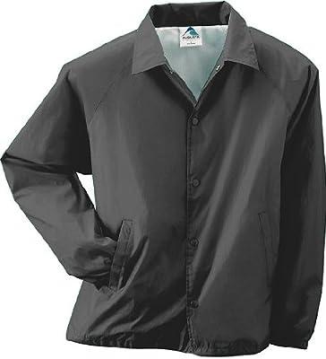 Augusta Sportswear Men's 3100 Coach Lined Jacket