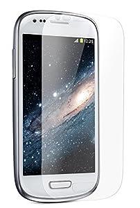 vau Screengards - Displayschutzfolie für Samsung Galaxy S3 Mini (8er-SET Schutzfolie ultra transparent, unsichtbar i8190)