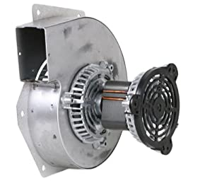 Trane furnace draft inducer blower 787p01 rotom fb for Trane inducer motor replacement
