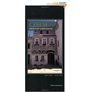 Czech-English/English-Czech Dictionary and Phrasebook