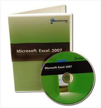 Microsoft Excel 2007 Computer Based Training DVD Rom