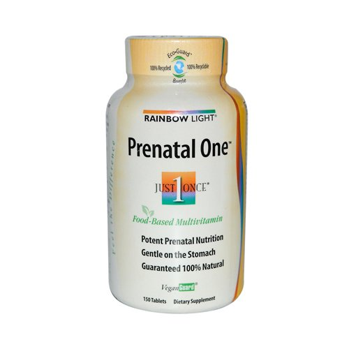 Rainbow Light Prenatal One Multivitamin - 150 Tablets