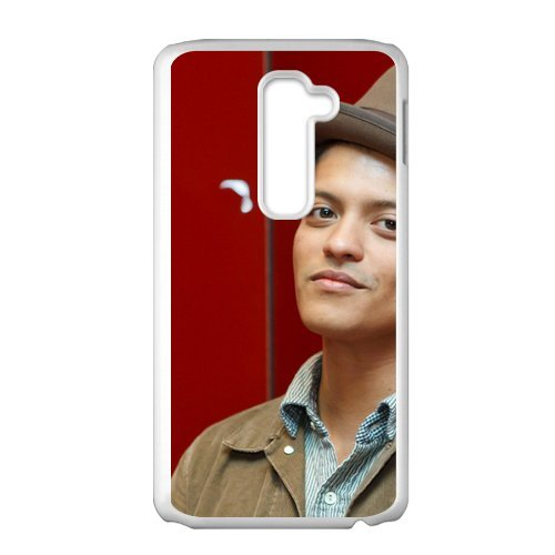Bruno Mars Peter Gene Hernandez Grammy Award Best Male Singer Songwriter Producer Personalized Plastic Case For Lg G2 (Fit For At&T)