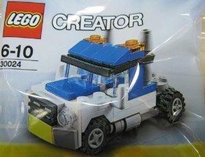 LEGO Creator Set #30024 Truck Cab Bagged - 1