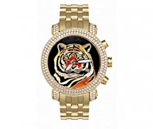 Joe Rodeo Men's GOLD2 Classic 7.00ct 216.0gr 14 k Diamond watch