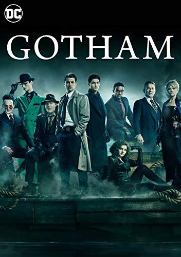 Blu-ray : Gotham: Complete Fifth Season (2 Discos)