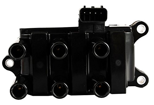 Ignition Coil Pack for Ford Mazda Mercury V6 Compatible with C1312 DG485 FD498 (05 F150 Coil Pack compare prices)