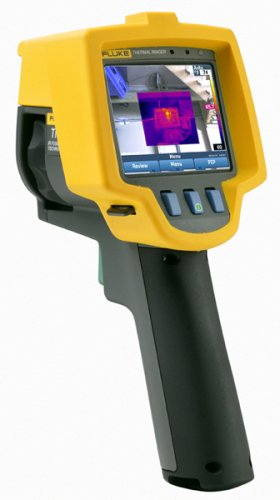 Fluke Ti10 9 Hz Thermal Imager, Thermal Imaging Camera w/20 mm lens - FLUKE CORPORATION - FL-TI-10 - ISBN: B0013Y1NB2 - ISBN-13: 0095969399456