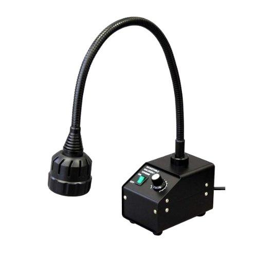 Amscope Hl20 Microscope Goose Neck Halogen Illuminator
