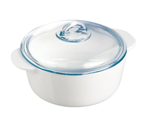 pyrex-flame-casserole-with-lid-20l