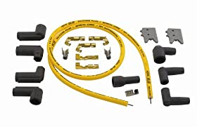 ACCEL 170202 8.8 mm Universal Spiral Core Coil Lead Kit