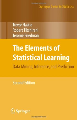 The Elements of Statistical Learning: Data Mining,...