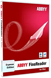 ABBYY FineReader Express Edition For Mac (Mac)