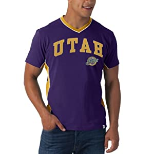 NBA New Orleans Hornets Post-Up Tee, Grape by