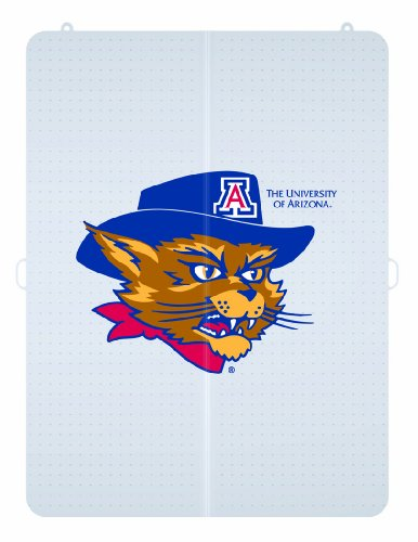NCAA Arizona Wildcats Mascot Foldable Carpet Chairmat