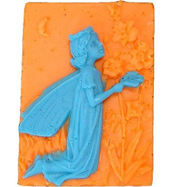 A Praying Angle Silicone Fondant Cake Mold
