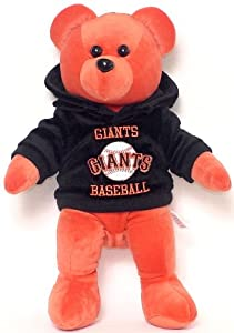 MLB San Francisco Giants Hoodie Bear