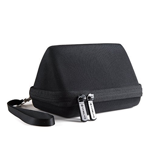 The OontZ Angle 3 Ultra Portable Wireless Bluetooth Speakers Hard Case. - Also Fits the Cables. - By Caseling (Tweakers Portable Mini Speakers compare prices)