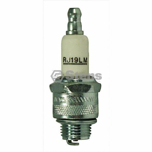 Champion Copper Plus Small Engine Spark Plug, Stk No. 868, Plug Type No.RJ19LM (Pack of 1)