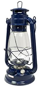 Blackspur Large Paraffin Oil Hurricane/Storm Camping Lantern (Colours May Vary)