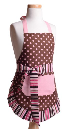 Flirty Aprons Girl's Original Apron