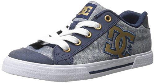 DC Women's Chelsea SE Skate Shoe, Insignia Blue, 9 M US