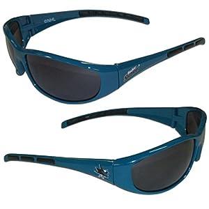San Jose Sharks Sunglasses BLUEISH