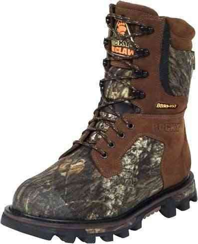 Rocky 9275 Men's BearClaw 3D WP INS 9-in Hunting Boot Brown/