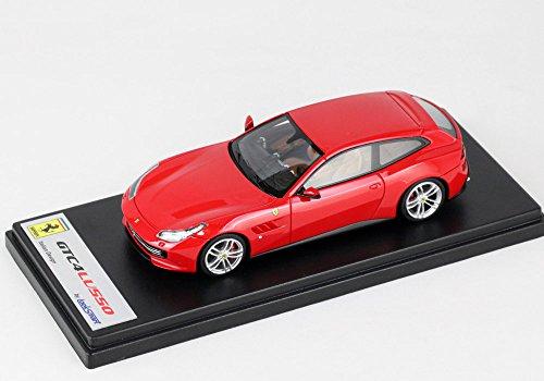 LOOKSMART/ルックスマート 1/43 フェラーリ フェラーリ GTC4 Lusso Rosso Corsa(レッド) LS456E