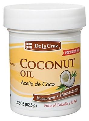 De La Cruz Coconut Oil - 6 Pack