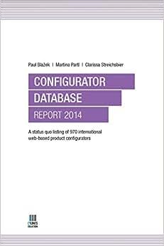 Configurator Database Report 2014