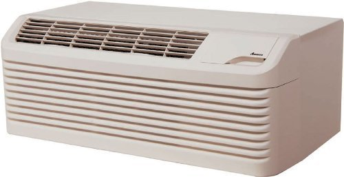 Amana Ptc153G35Cxxx Stonewood Beige Ptac 15000 Btu Packaged Terminal Air Conditioner With 3.5 Kw Electric Heater And Digismart Control System And Sea Coast Corrosion Protection