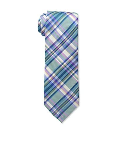 Tommy Hilfiger Men's Sail Plaid Tie