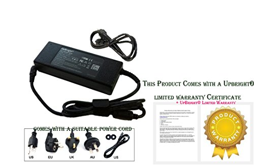 Upbright® 14.3Vdc New Ac / Dc Adapter For Sony Portable Blu Ray Bluray Disc Dvd Player 14.3V Dc Power Supply Cord Cable Ps Charger Mains Psu