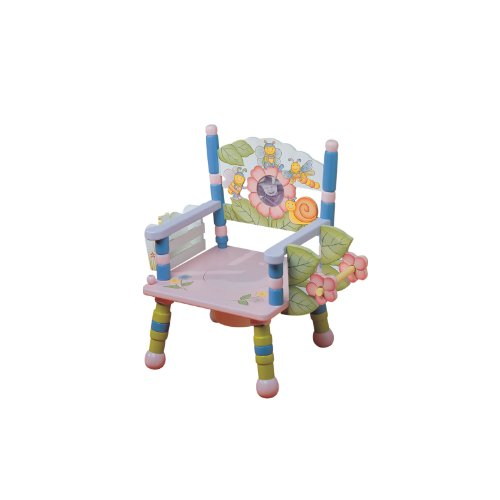 Musical potty chair