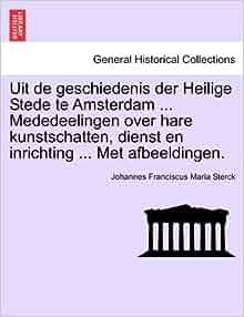 afbeeldingen. (Dutch Edition): Johannes Franciscus Maria Sterck
