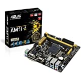 ASUS Mini ITX - Placa base AM1, DDR3, Mini ITX